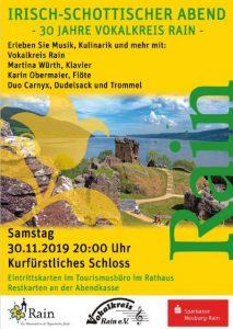 """mit """"Carnyx"""": Peter Schwarzwälder und Dieter Trautwein"""
